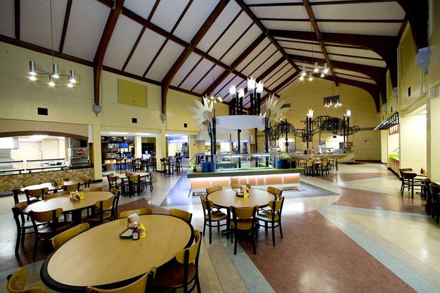 Valdosta State Palms Dining Hall